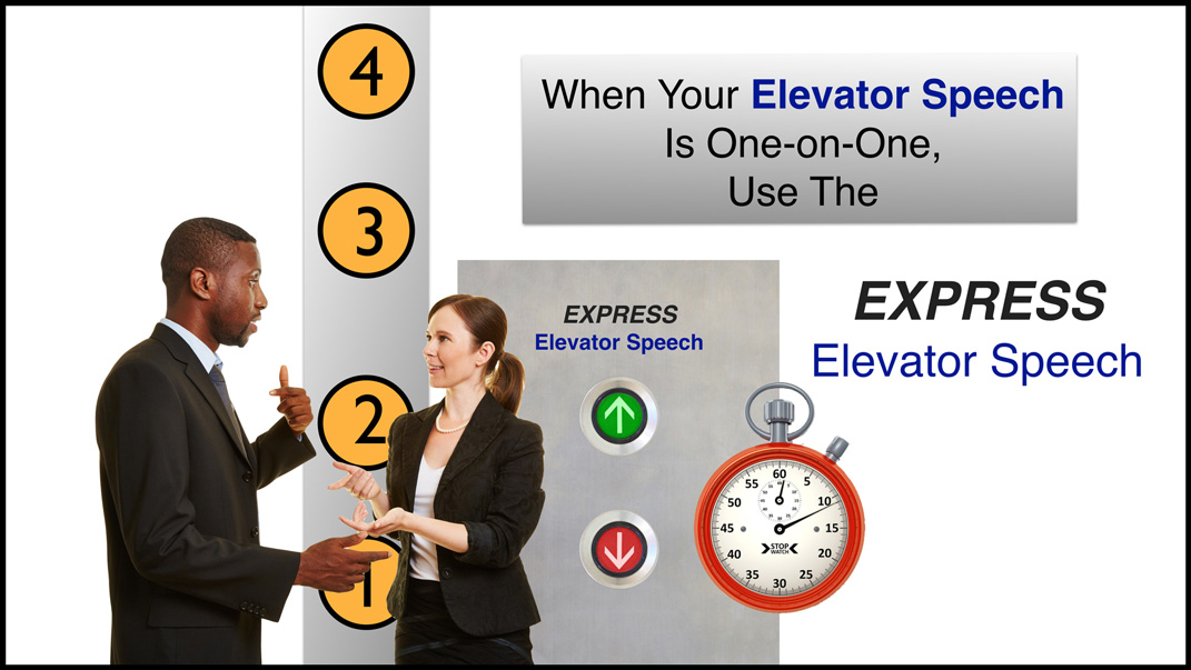 EXPRESS Elevator Speech