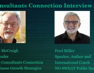 Jim McCraigh, The Consultants Connection, Interviews. . .