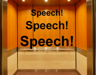 Is Your Elevator Speech Too. . .