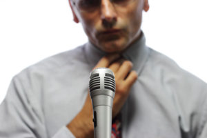 Fear Public Speaking