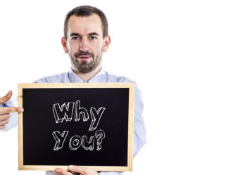 Your Audience Wants to Know: WHY. . .