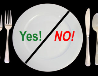 Before Speaking: Eat/<i>Don't</i> Eat These . . .