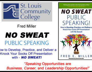 NO SWEAT Public Speaking! – Speaker | International Coach