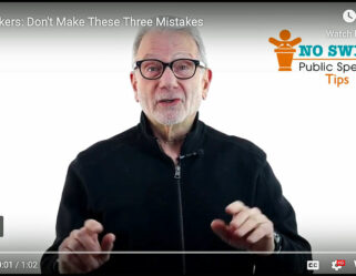Speakers:Don't Make These Three Mistakes